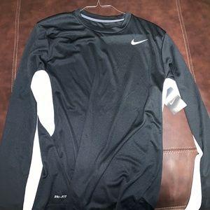 NEW Mens Nike Dri-Fit Long-sleeve